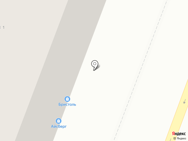 Аквамир на карте Саратова