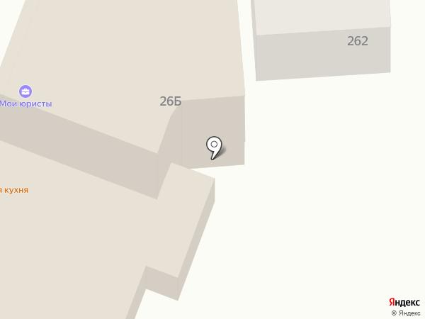 Смени Кварти.ру на карте Саратова
