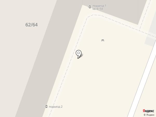 К-Сервис на карте Саратова