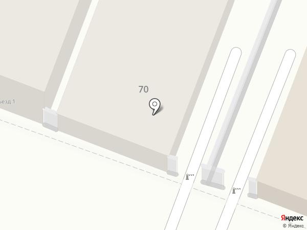 Кремль на карте Саратова