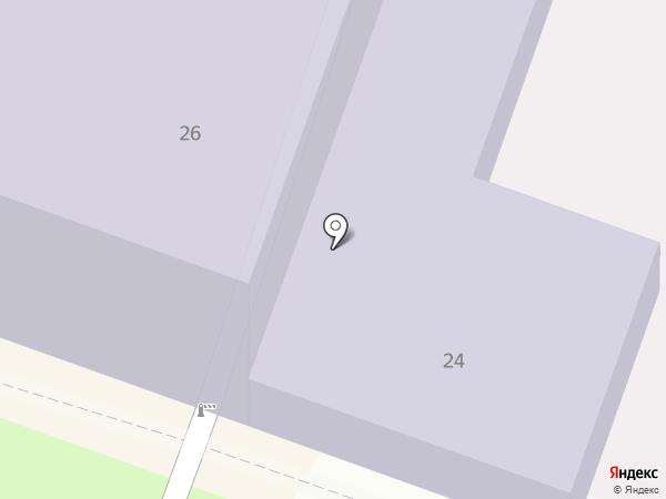 Центральная детская музыкальная школа на карте Саратова