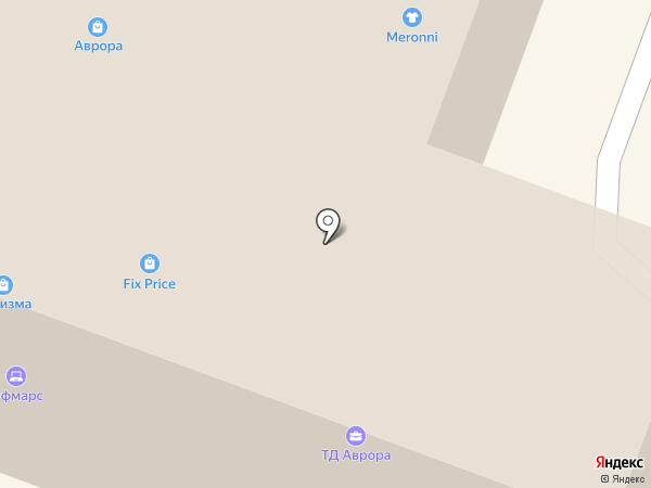 Прайм-Тайм на карте Саратова