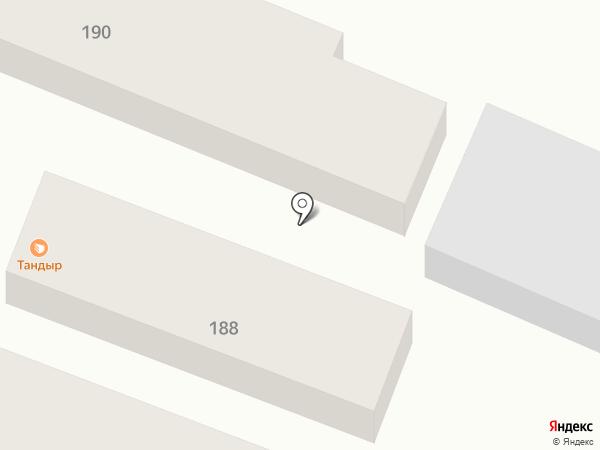 Магазин пневмоинструмента на карте Саратова