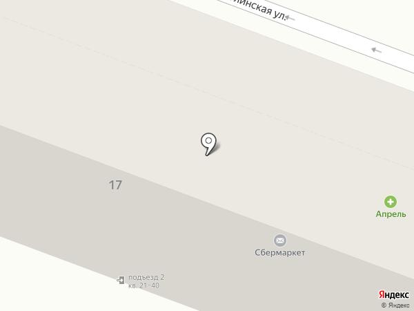 FOTOPRINT на карте Саратова