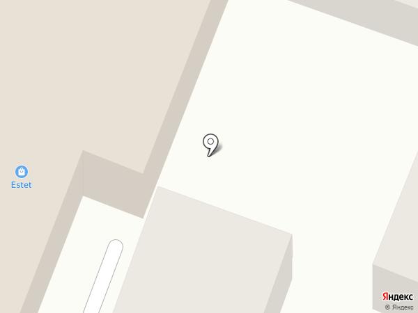 Новый-М на карте Саратова