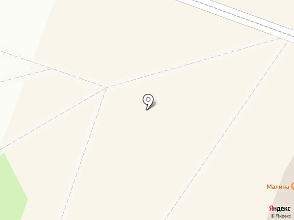 De luco на карте Саратова