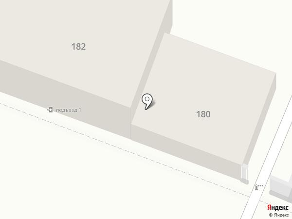 Биозона на карте Саратова