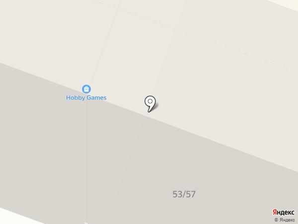 Guzzgame на карте Саратова
