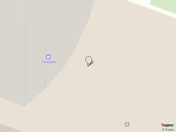 Маркур на карте Саратова
