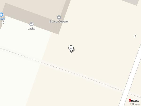 Pegkue на карте Саратова