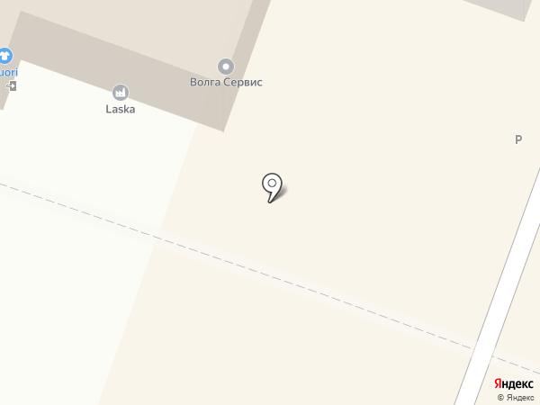 Li-Lu на карте Саратова