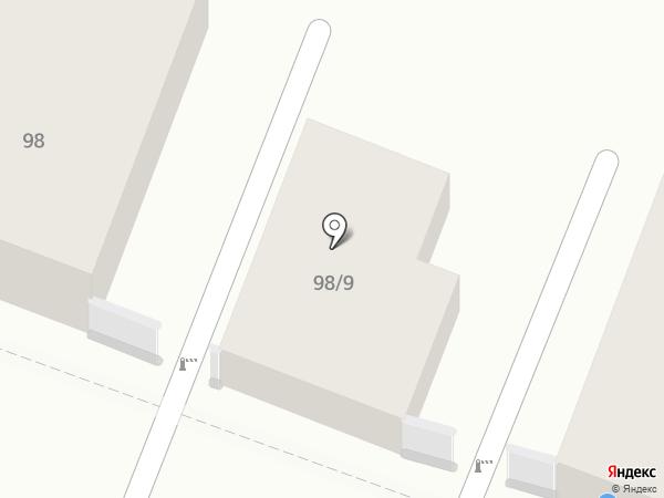 Радио Автограф на карте Саратова