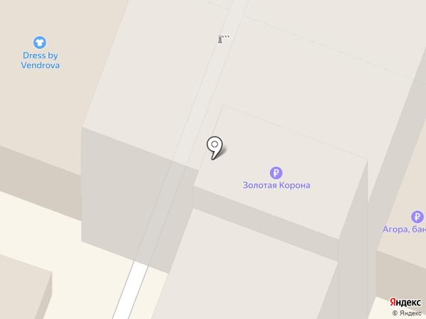 ФАРШ на карте Саратова