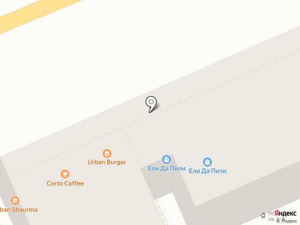 БРЕНД КАР на карте Саратова