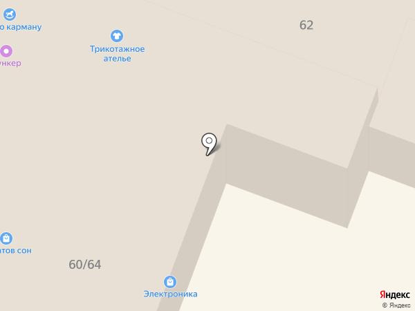 MOBi на карте Саратова