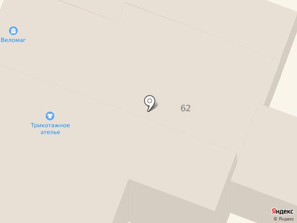 Proff на карте Саратова