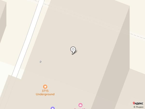 СМК на карте Саратова