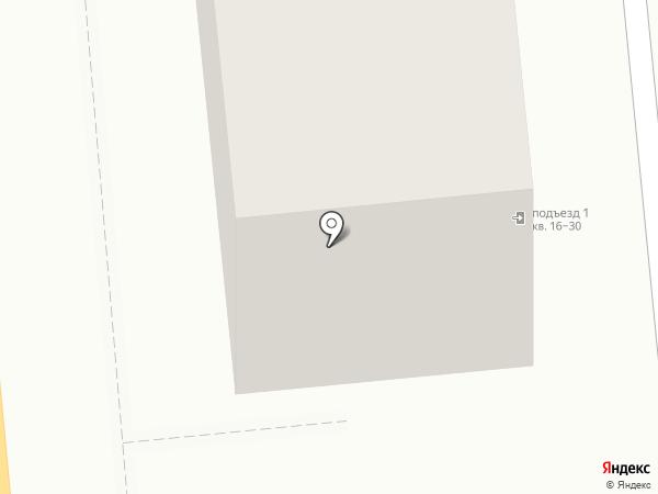 CityHostelSaratov на карте Саратова
