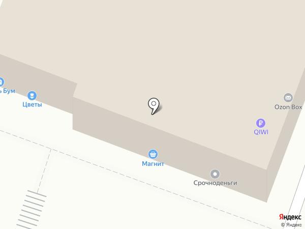 TELE2 на карте Саратова