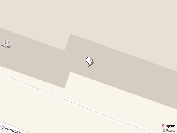Платный общественный туалет на карте Саратова
