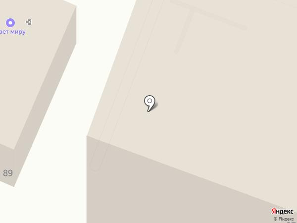 Саратовская Объединенная Методистская Церковь на карте Саратова