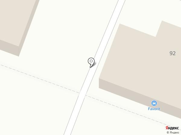 FunnyBerry на карте Саратова