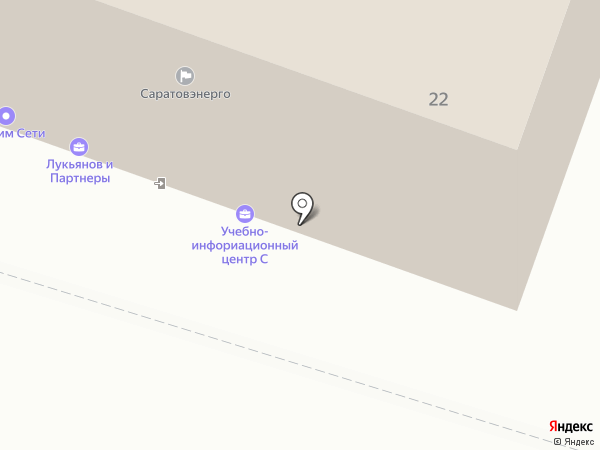 JMax Studio на карте Саратова