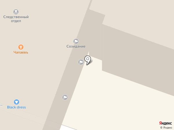 Ривьера-А на карте Саратова