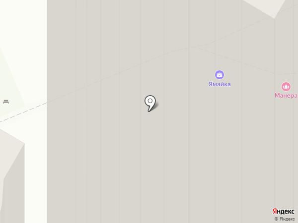 ФораМонолит на карте Саратова