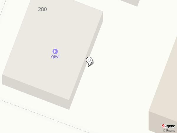 Альмира на карте Саратова