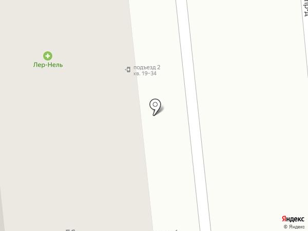 Пилиг на карте Саратова