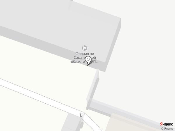 Стабфинаудит на карте Саратова