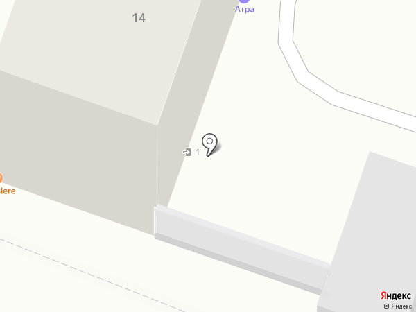 БИZZОН на карте Саратова