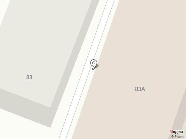 Fitstudio на карте Саратова
