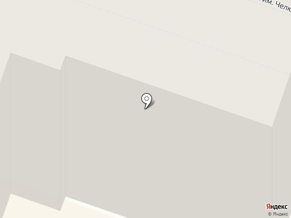 Топ-Топ на карте Саратова