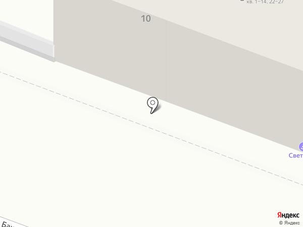 Продуктовый рай на карте Саратова