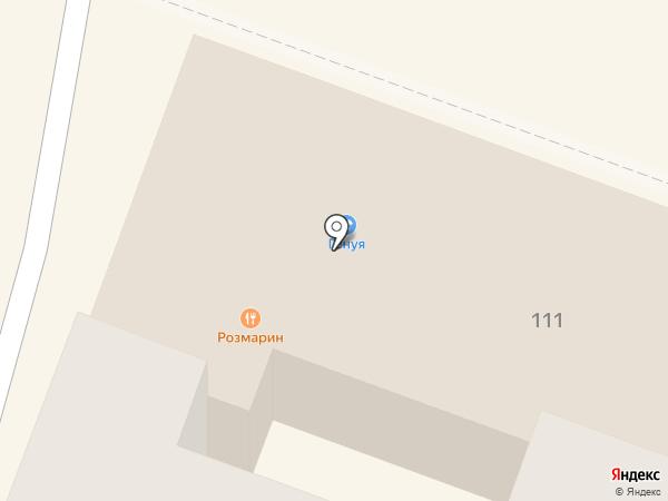 Волжанка на карте Саратова