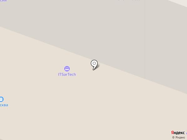 Диамант. S на карте Саратова