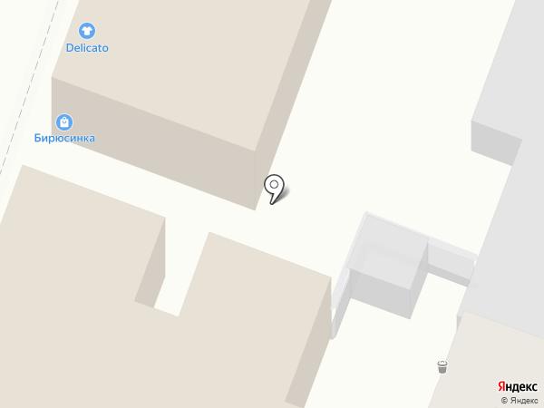 Трюфель на карте Саратова