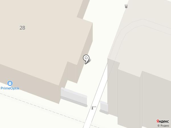 PraimOptik на карте Саратова