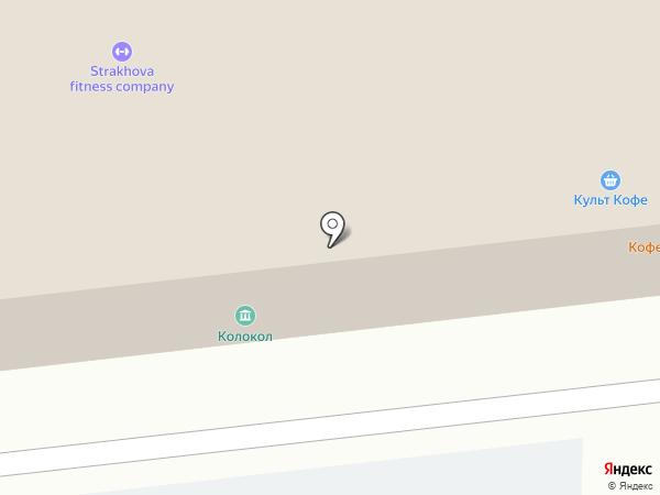 Выйти из комнаты на карте Саратова