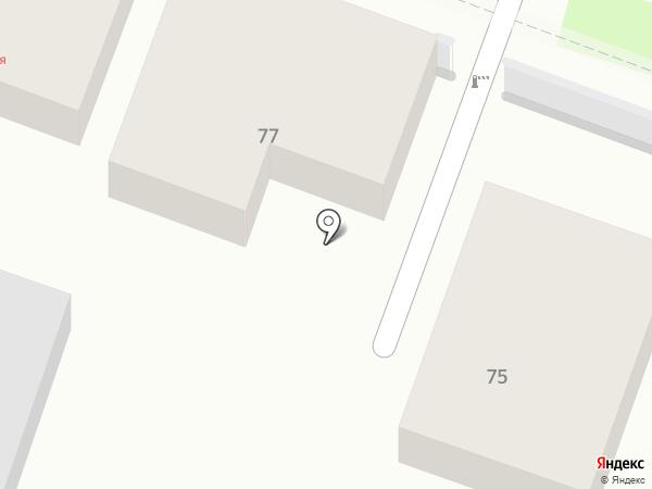 Дигест на карте Саратова