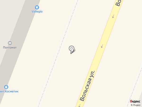 Climber на карте Саратова