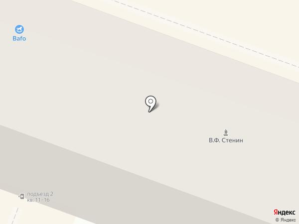 Promenade на карте Саратова