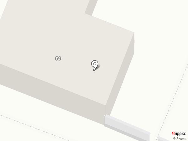 Саратовский областной клуб туристов на карте Саратова