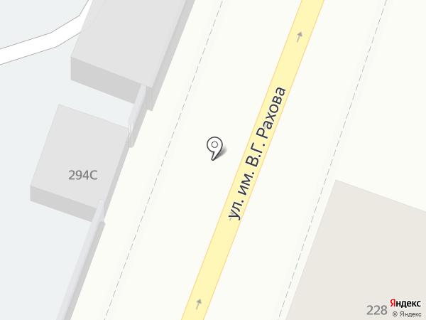 Руслан-Мтд на карте Саратова