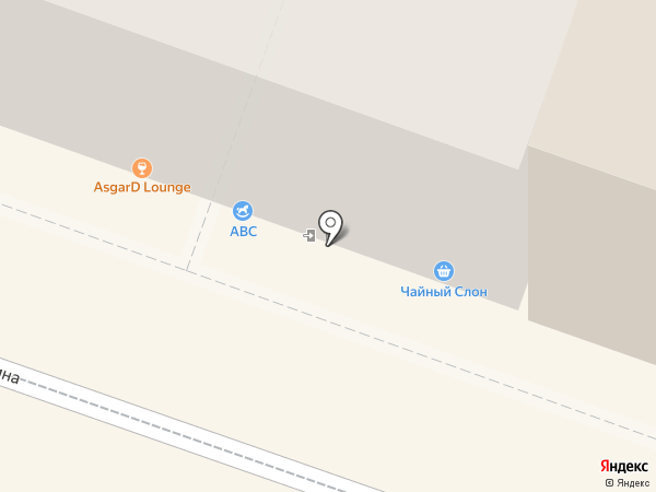 Panda на карте Саратова