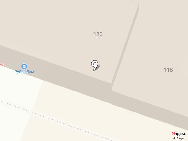 Дента-Мед на карте Саратова