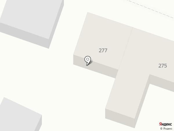 Кадиллак на карте Саратова