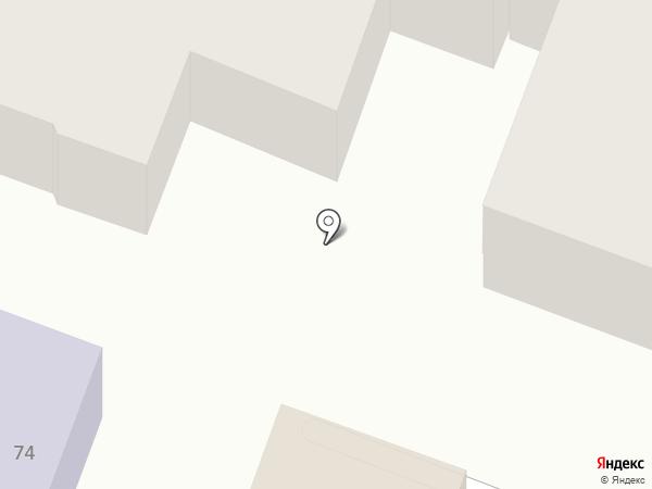 Дверь маркет на карте Саратова